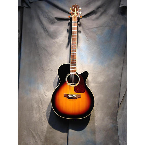 Takamine GN71CE 2 Tone Sunburst Acoustic Electric Guitar
