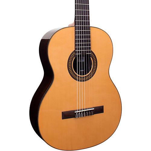 Giannini GNC-10/7 SPC 7-String Nylon String Acoustic Guitar-thumbnail