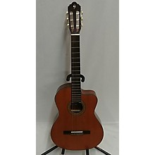 Giannini GNFLE N CEQ Classical Acoustic Electric Guitar