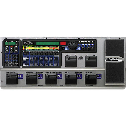 Digitech GNX4 Guitar Multi Effects Pedal