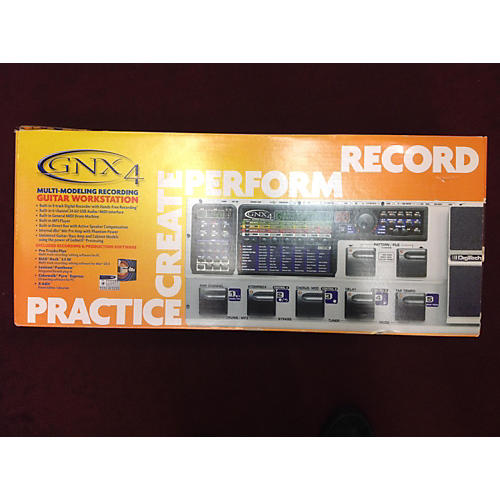 Digitech GNX4 Guitar Workstation Effect Processor