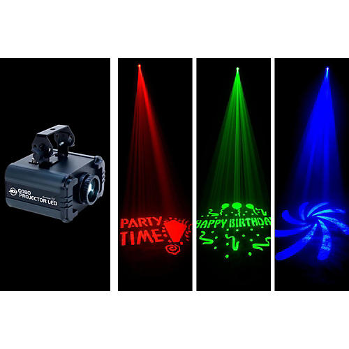 American DJ GOBO Projector LED-thumbnail