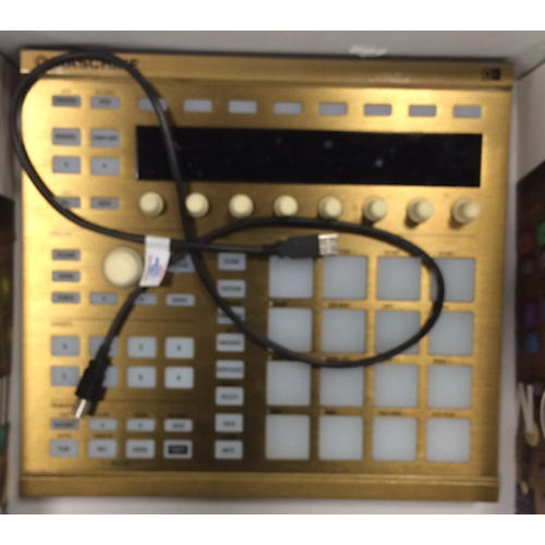Native Instruments GOLD MACHINE MK II MIDI Controller
