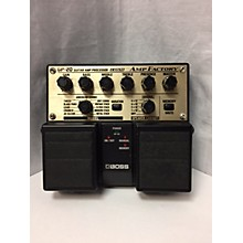 Boss GP-20 Amp Factory Multi Effects Processor