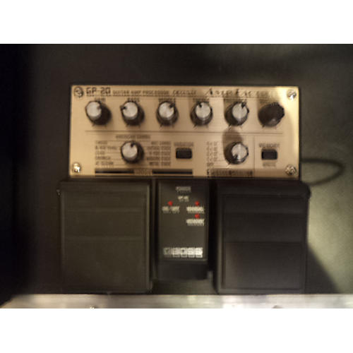 Boss GP-20 Effect Processor