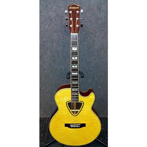 Dillion GP100CEQ Acoustic Electric Guitar-thumbnail