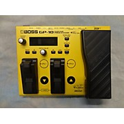 Boss GP10S Effect Processor