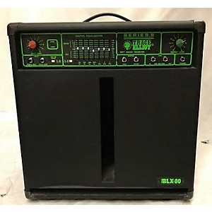 Pre-owned Trace Elliot GP7 Blx80 Bass Combo Amp
