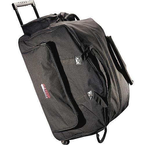 Gator GPA-600 Speaker Transporter Rolling Bag Black