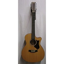 Martin GPC12PA4 12 String Acoustic Electric Guitar