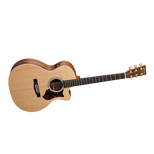 Martin GPCPA4 Siris Grand Performance Cutaway Acoustic-Electric Guitar Natural