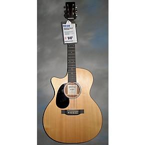 used martin gpcrsgt left handed acoustic electric guitar guitar center. Black Bedroom Furniture Sets. Home Design Ideas