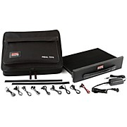 Gator GPT-PWR Powered Pedal Tote Pedal Board with Carry Bag