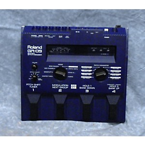 Pre-owned Roland GR-09 Effect Processor by Roland