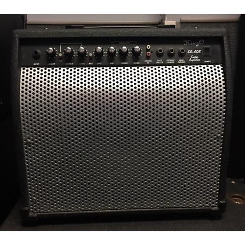 King GR-40R Guitar Combo Amp