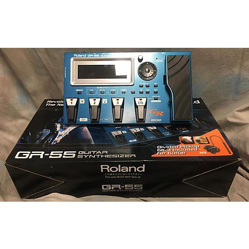 Roland GR-55 Effect Pedal