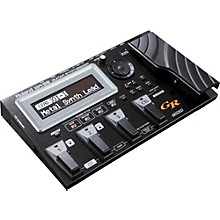 Roland GR-55 Guitar Synthesizer Level 1 Black With GK-3 Divided Pickup