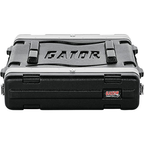 Gator GR Deluxe Rack Case  2 Space