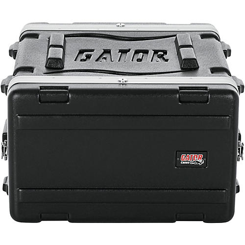 Gator GR Deluxe Rack Case  6 Space