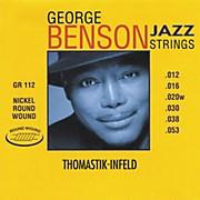 Thomastik GR112 George Benson Medium Light Custom Roundwound Guitar Strings