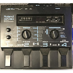 Pre-owned Roland GR30 Pedal by Roland