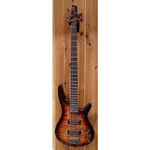 Ibanez GR405EQM Electric Bass Guitar-thumbnail