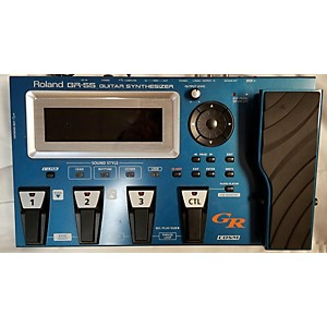 Pre-owned Roland GR55 Guitar Synthesizer Effect Pedal