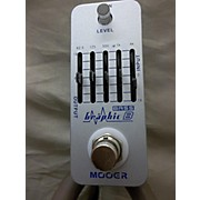 Mooer GRAPHIC B Pedal