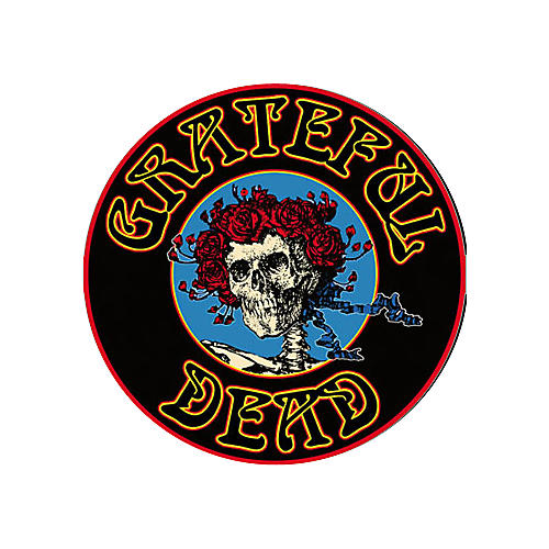 Gear One GRATEFUL DEAD SKELETON PATCH