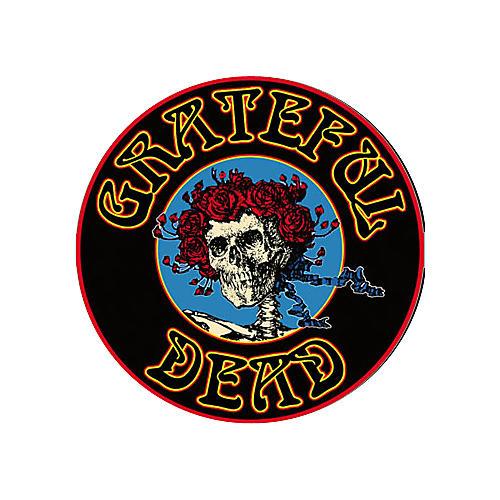 Gear One GRATEFUL DEAD SKELETON PATCH-thumbnail