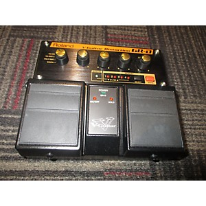 Pre-owned Roland GRD Distortion Effect Pedal by Roland