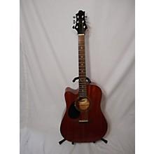 Samick GREG BENNETT D1CE\LH Acoustic Electric Guitar
