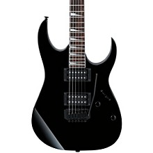 GRG120BDX Electric Guitar Black Night