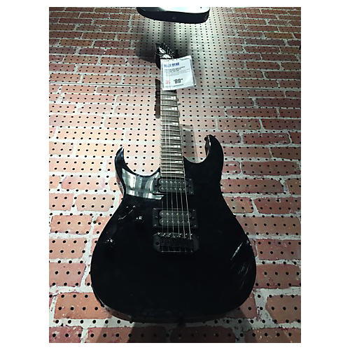 Ibanez GRG120BDX Left Handed Electric Guitar-thumbnail