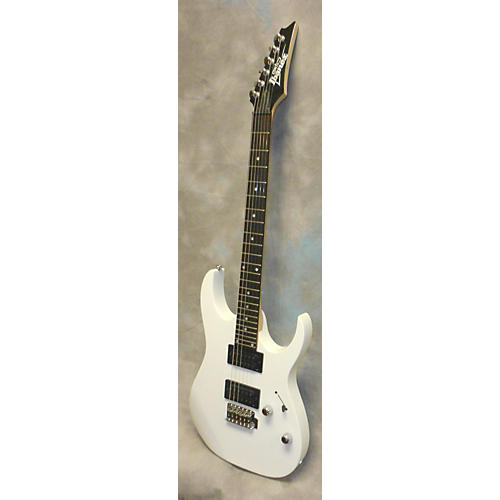 Ibanez GRG120BDX White Solid Body Electric Guitar-thumbnail