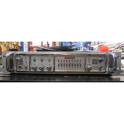 Kustom GROOVE 1200 Bass Amp Head-thumbnail