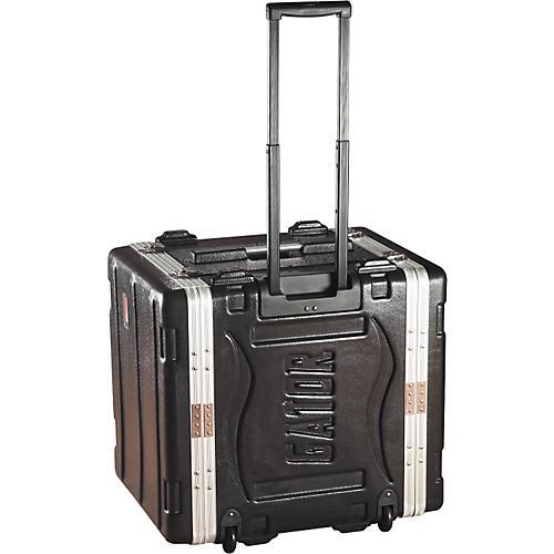 Gator GRR-8L ATA-Style Deluxe Rack Case Black