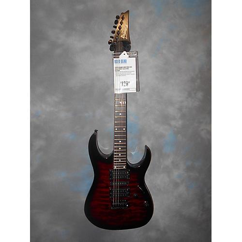 Ibanez GRX70QA GIO Solid Body Electric Guitar-thumbnail