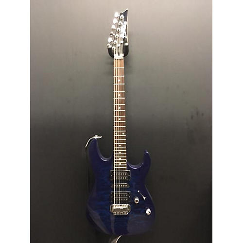 Ibanez GRX70QA Solid Body Electric Guitar-thumbnail