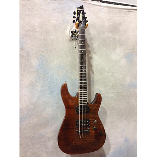 Schecter Guitar Research GRYPHON Solid Body Electric Guitar-thumbnail