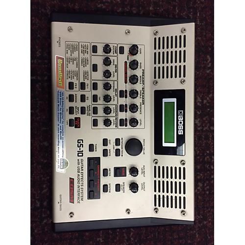 Boss GS-10 Effect Processor-thumbnail