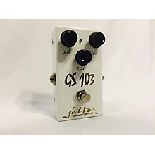 Jetter Gear GS 103 Effect Pedal