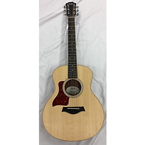 used taylor gs mini 7 8 scale left handed acoustic guitar guitar center. Black Bedroom Furniture Sets. Home Design Ideas