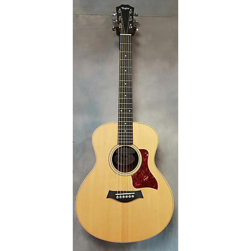 Taylor GS Mini 7/8 Scale With EZ-Go Upgrade Acoustic Electric Guitar-thumbnail