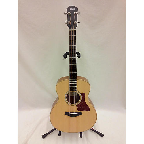 used taylor gs mini bass acoustic bass guitar natural guitar center. Black Bedroom Furniture Sets. Home Design Ideas