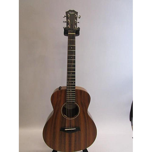 used taylor gs mini koa acoustic guitar guitar center. Black Bedroom Furniture Sets. Home Design Ideas