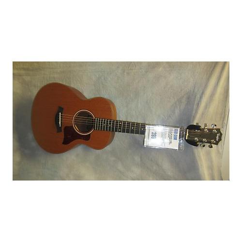 Taylor GS Mini Mahogany 7/8 Scale Natural Acoustic Guitar-thumbnail