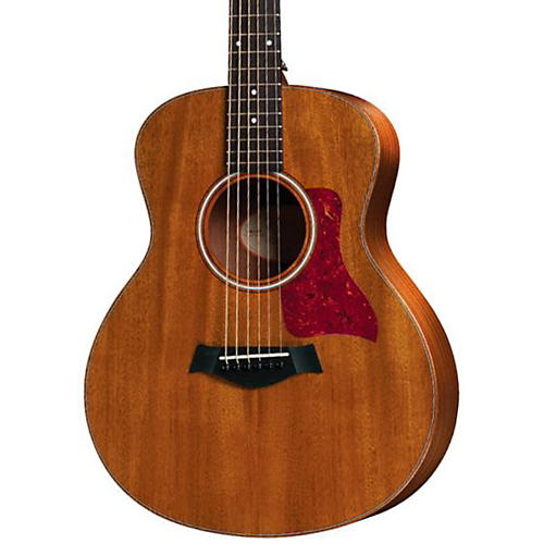 taylor gs mini mahogany acoustic guitar mahogany guitar center. Black Bedroom Furniture Sets. Home Design Ideas