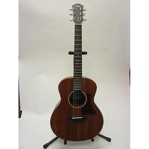 used taylor gs mini mahogany acoustic guitar guitar center. Black Bedroom Furniture Sets. Home Design Ideas