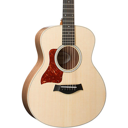 taylor gs mini series gs mini e walnut left handed acoustic electric guitar guitar center. Black Bedroom Furniture Sets. Home Design Ideas